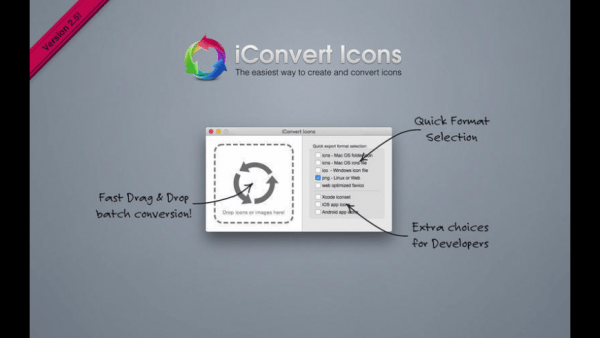 iConvert Icons 2.9 Cracked incl Serial (Pre-Activated) Mac