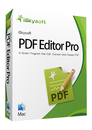 iSkysoft PDF Editor Pro 6.4.2 Crack incl License Key [Mac]
