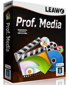 Leawo Prof. Media 8.3.0.1 With Crack Mac Download [Latest]