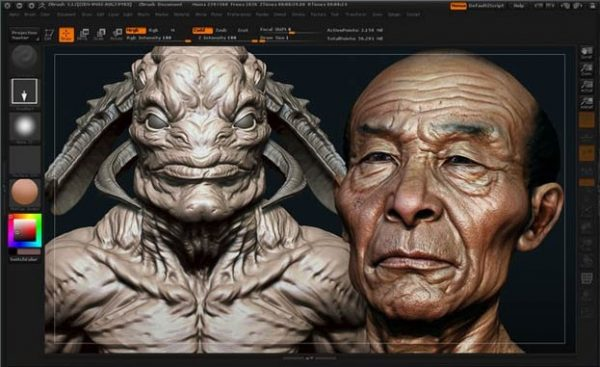 Pixologic ZBrush 4R8 with Crack Latest Download [Mac]