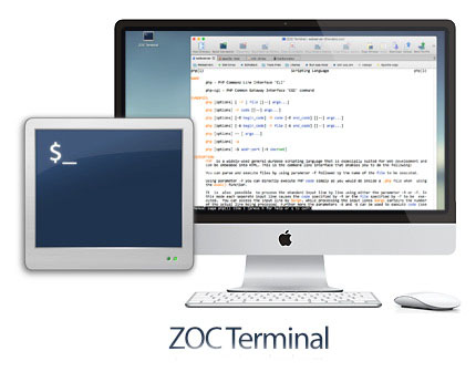 ZOC Terminal 7.26.0 Crack FREE Download