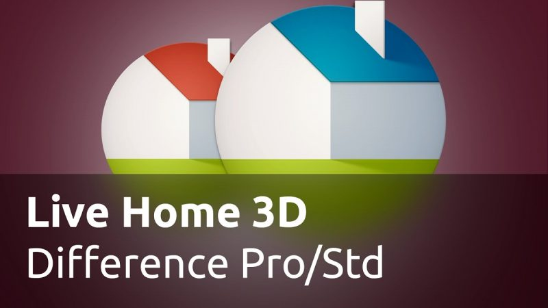 Live Home 3D Pro 3.8.2 Crack for Mac Free Download
