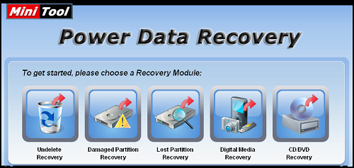 MiniTool Power Data Recovery 9.2 Crack Mac & Serial Key