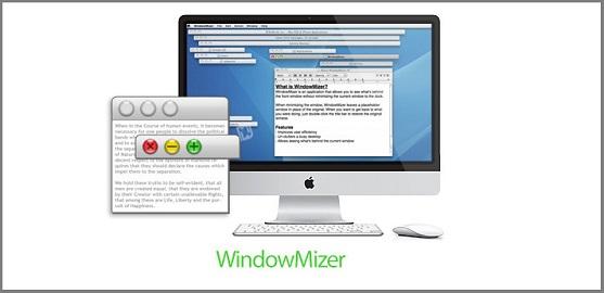 Windowmizer 5.1.3 for Mac Free Download (High Sierra)