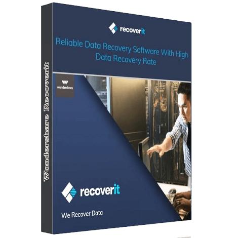 Wondershare Recoverit 9.0.0.20 Crack With Key 2020 [Mac]