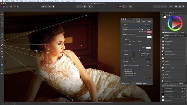 Serif Affinity Photo 1.9.0.733 With Crack Mac 2020 Free Download