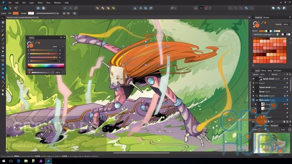 Serif Affinity Photo 1.9.0.733 With Crack Mac 2020