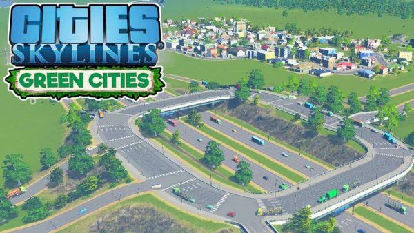 Cities Skylines for Mac Deluxe Edition Download Free Game