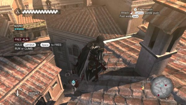 Assassin's Creed Brotherhood MacOSX Cracked Game Download