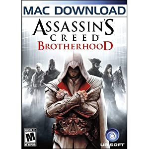 Assassin's Creed Brotherhood MacOSX Cracked Game Full Download