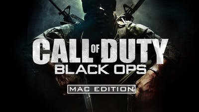Call Of Duty Black Ops for Mac Game Free Download