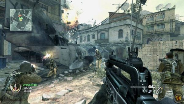 Call of Duty 4 Modern Warfare macOSX Cracked Game Download