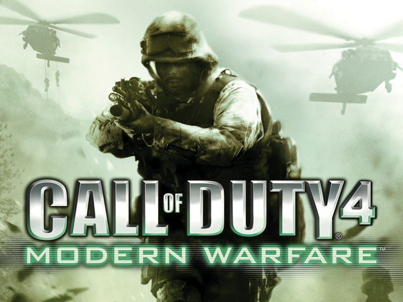 Call of Duty 4 Modern Warfare macOSX Cracked Game free Download