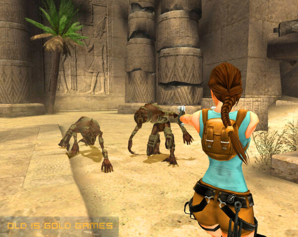 Tomb Raider Anniversary for MacOSX Download