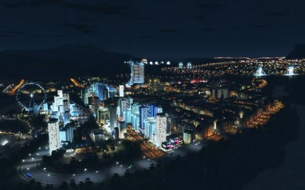 Cities Skylines After Dark Mac Game Free Download
