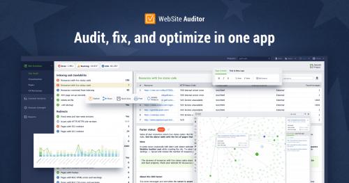 WebSite Auditor 4.50.2 Crack + License Key Free Download [Mac]