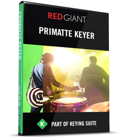 Red Giant VFX Primatte Keyer 6.0.2 Crack FREE Download