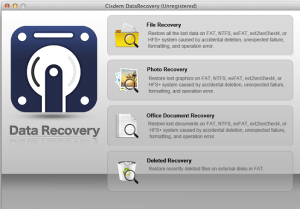 Cisdem Data Recovery 6.4.0 Crack for macOS 2021 (Latest Version) Free