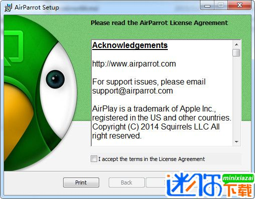 AirParrot 3.1.3 Crack Plus License Key Download Mac [2021] Free
