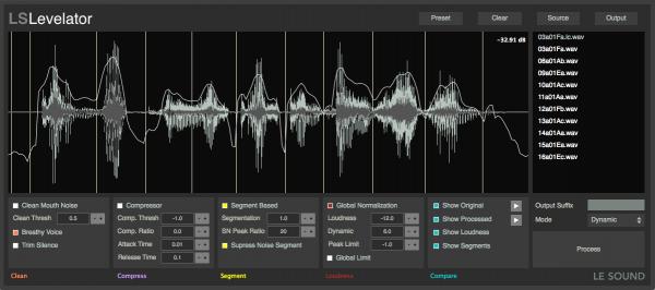Le Sound LS Levelator 2 v2.0 Full Mac Crack Download Free