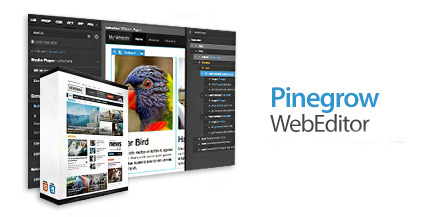 Pinegrow Web Editor 6.1.1 Crack Mac plus Key 2021 Full Version