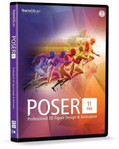 Poser Pro 12.1 Crack with Serial Number
