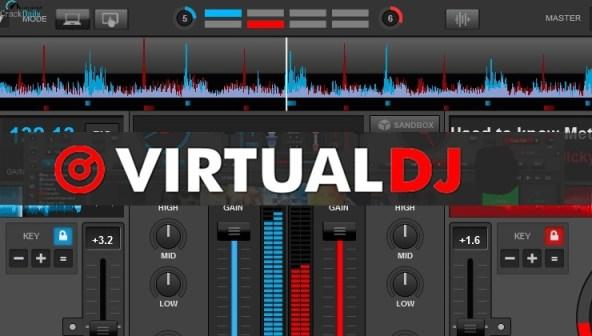 Virtual DJ Pro 2021 Crack plus Keygen [Build 6604] Mac Latest Download