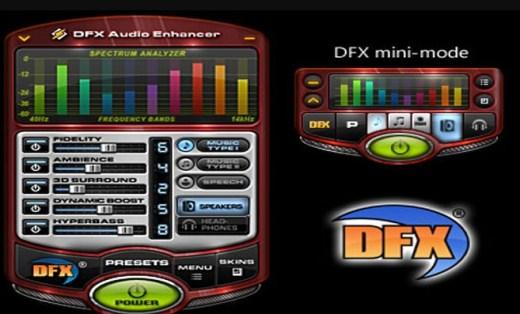DFX Audio Enhancer Pro Crack