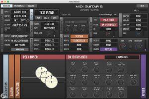 Jam Origin MIDI Guitar Crack