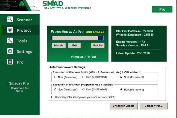 Smadav Pro 2022 Rev Crack
